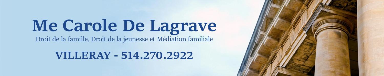 Me Carole De Lagrave