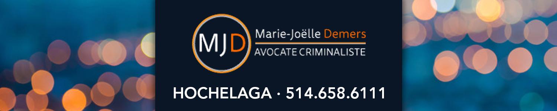 Marie Joelle Demers Avocate