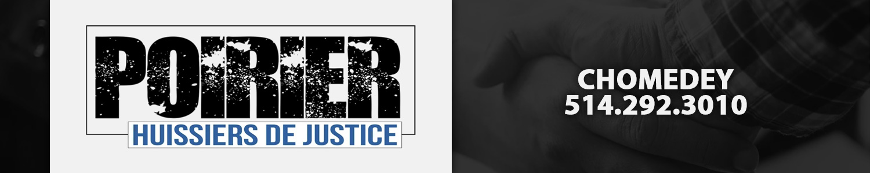 Poirier - huissiers de justice