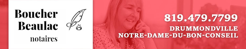 Me Julie Boucher - Notaire Drummondville
